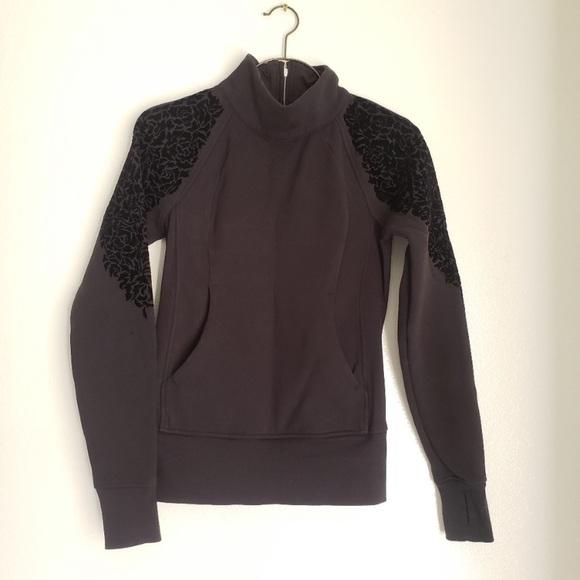 Lululemon sweatshirt